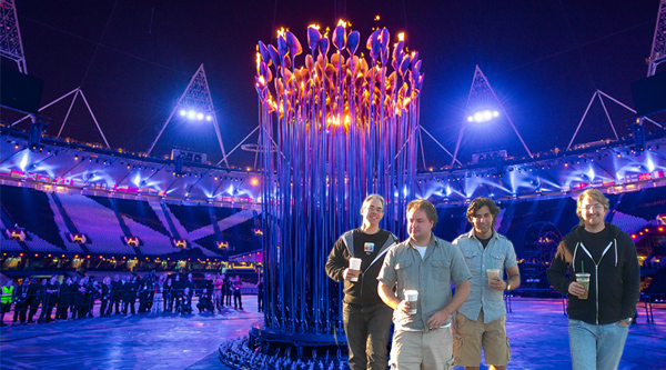 Mobile Nations at London 2012... sorta :)