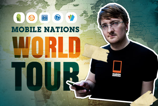 CrackBerry Kevin's Mobile Nations World Tour