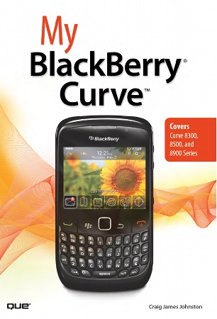 My BlackBerry Curve by Craig Johnston