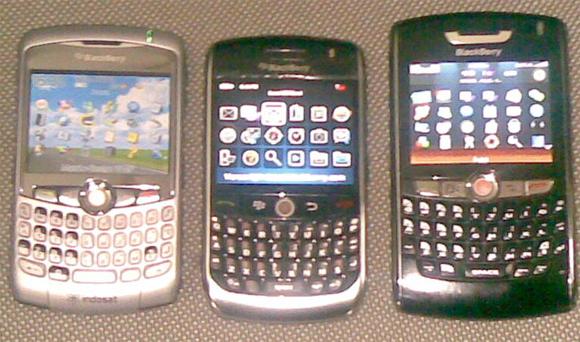New BlackBerry Javelin Pic!
