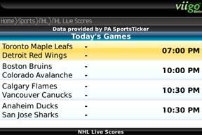 NHL Viigo