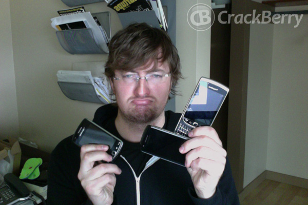No BlackBerry 10 For You!
