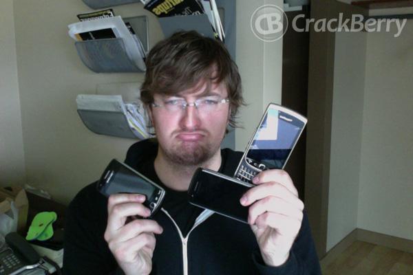 No BlackBerry 10 For You!