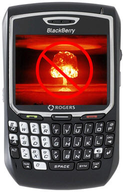 Say No to Nuked BlackBerrys