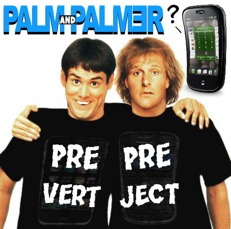 Palm and Palmer... Pre-Jects or Pre-Verts?!