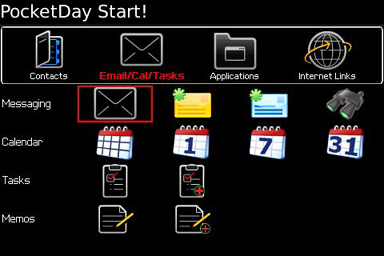 PocketDay Start!