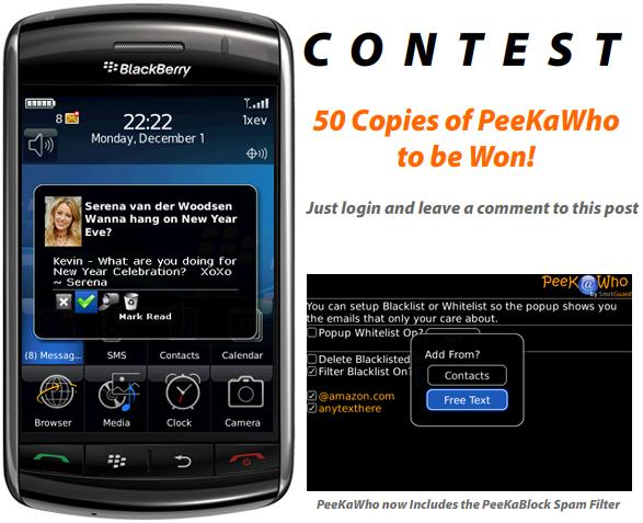 Win a Free Copy of PeeKaWho!