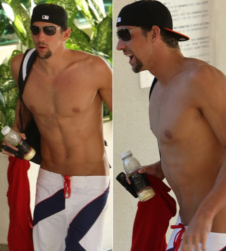 Michael Phelps is a BlackBerry User