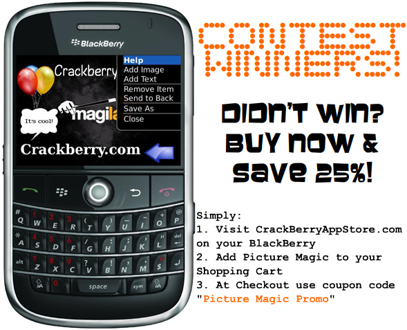 Picture Magic Contest Winners