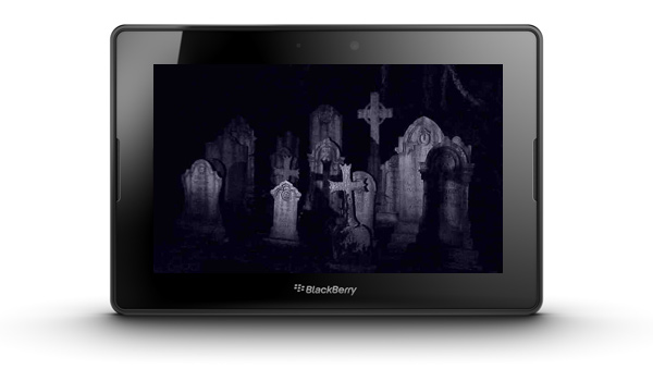 BlackBerry PlayBook Production Reportedly Dead