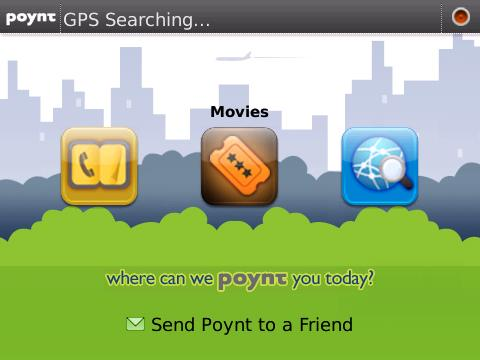 Poynt for the BlackBerry Storm Now Available