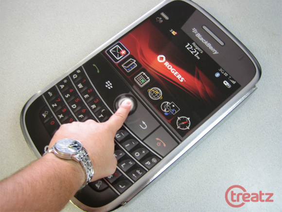 Rogers BlackBerry Bold Launch Kit!