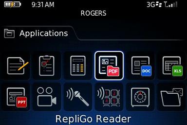 Blackberry Pdf Viewer