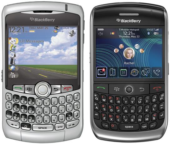 Os Blackberry 8900