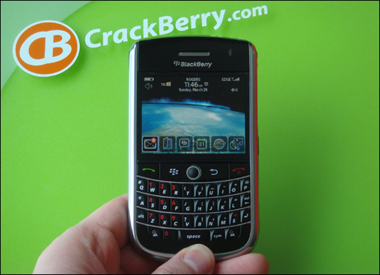 BlackBerry 9630 Review Part II