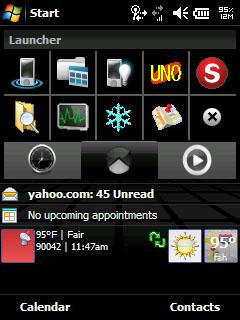 HTC Homescreen 2