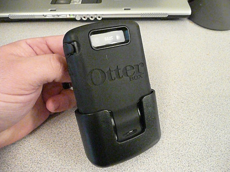 OtterBox Defender Case for the BlackBerry Storm Review