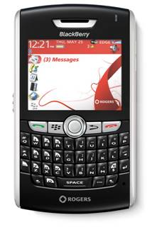 Rogers BlackBerry 8820
