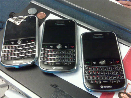 Rogers BlackBerry Bolds