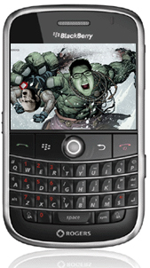Rogers BlackBerry Bold at $299 (click for BIG SMASH Surprise)