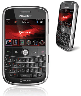Rogers BlackBerry Bold OS update