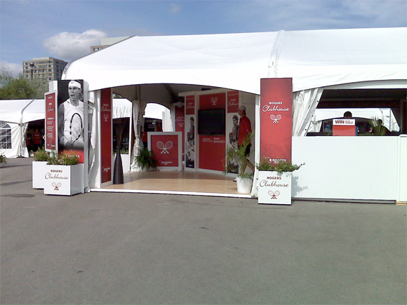 Rogers Cup Bold