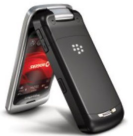 Rogers BlackBerry Pearl 8220