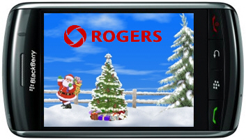 Rogers to get the BlackBerry Storm by Christmas?