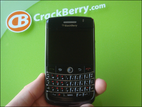 A First Hands-On Look at the BlackBerry Onyx