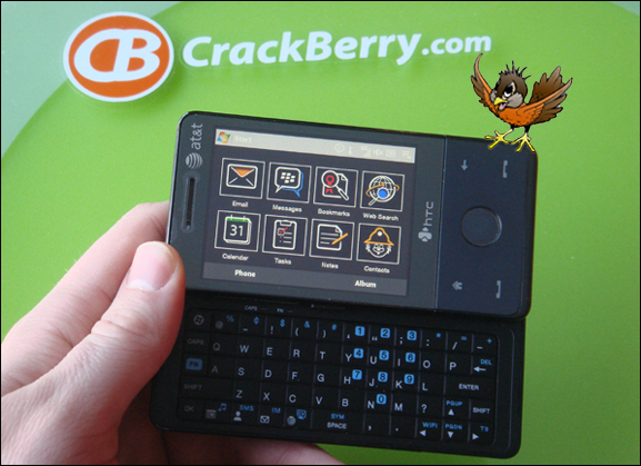 CrackBerry's Final Impressions of WinMob HTC AT&T Fuze