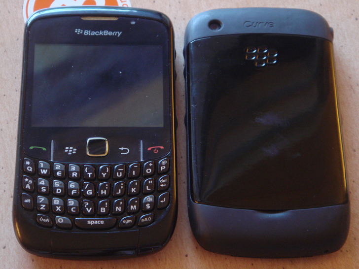 Blackberry Curve 8520 Review First Impressions