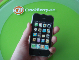 More of an object than an electronic device, the iPhone 3G is all about the touchscreen experience.