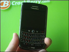 The BlackBerry Tour can take care of business, but is made for fun too.