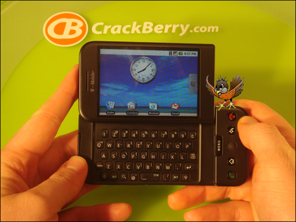 CrackBerry's Final Impressions of the Android-powered T-Mobile G1