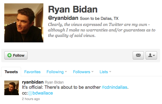 Ryan Bidan
