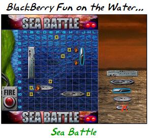 Sea Battle for BlackBerry