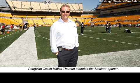 Pittsburgh Penguins Coach
