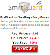 SmrtGuard - Deal of the Day - 50% Off!