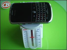 BlackBerry Bold 9000.