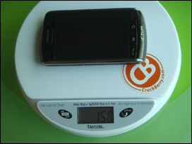 BlackBerry Storm 9530.