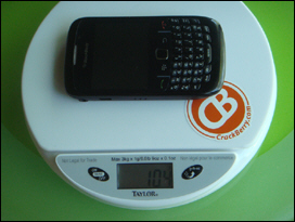 BlackBerry Curve 8520.
