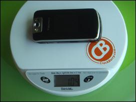 BlackBerry Pearl Flip 8220.
