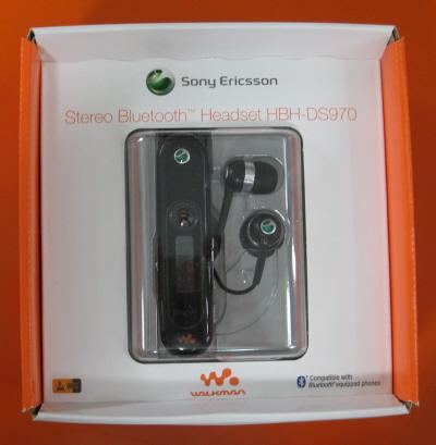 Sony Stereo Bluetooth
