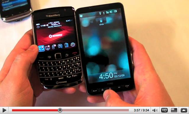 CrackBerry Goes Windows Mobile!