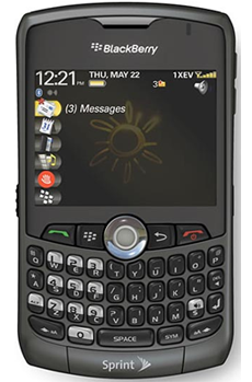 sprint blackberry curve 8330 review the perspective from a new to rh crackberry com Pictures of BlackBerry Phone Users BlackBerry 8330 Reset Password
