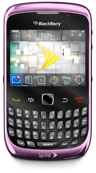Sprint BlackBerry Curve 3G
