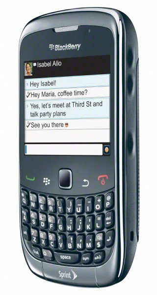 Sprint BlackBerry Curve 3G
