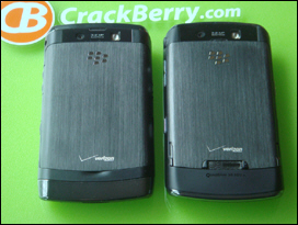 BlackBerry Storm2; BlackBerry Storm.
