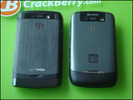 BlackBerry Storm2; BlackBerry Curve 8900.