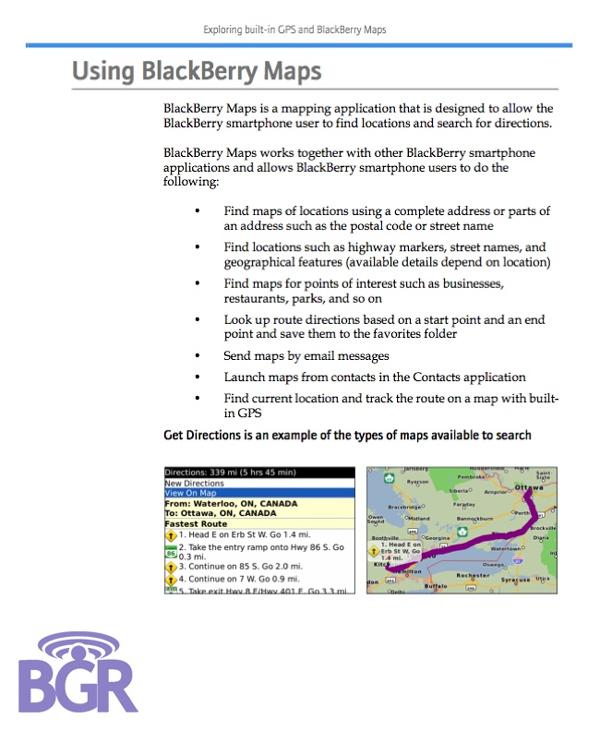 BlackBerry Storm User Guide